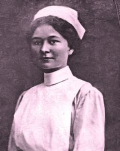 (1885-1918) Helen Fairchild is an American nurse who became part of the American Expeditionary Force during the World War I. She sent many wartime letters to her family in the US where she detailed her daily life as a combat nurse. She died from post-operative complications she sustained after undergoing a surgery for gastric ulcer in a British base hospital.