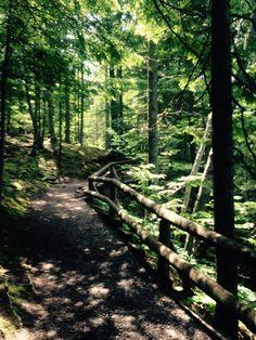 Victoria park NS Canada