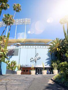 Entrance to Dodger Stadium Dodgers Shirts, Dodgers Baseball, Dodgers Party, Dodger Game, Dodger Stadium, Fenway Park, Indiana Pacers, Ohio State Buckeyes, Kansas City Royals