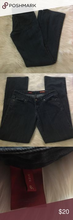 Express boot cut jeans Size 6L. Good used condition. Stella boot cut Express Jeans Boot Cut
