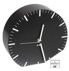 TIME-nero-OROLOGIO-DA-TAVOLO-NAVA-DESIGN-sc-28-OCCASIONE