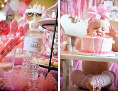 Sweet Shoppe party: Tinsley is 2nd Birthday, Birthday Ideas, Happy Birthday, Birthday Parties, Baby Girls, Little Girls, Smash Cakes, Your Child, Ideas Para