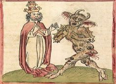 El papa que fue acusado de hacer un pacto con el diablo - Cuaderno de Historias
