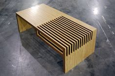 Dundee Walnut Coffee Table