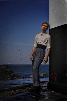 Retmar at Alpha Male Model Management photographed by Chris Philippo and styled by House of Y with pieces from Mirte van Wijngaarden, Maison Margiela, Maison the Faux, MaryMe-JimmyPaul, Agnès B and more, in exclusive for Fucking... »