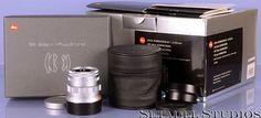 Leica Leitz 11615 50mm Summicron-M F2 Chrome M 50 Jahre Lens Mint