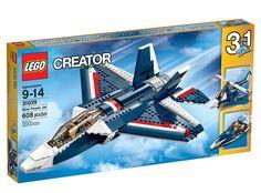 LEGO 31039 Creator Blue Power Jet | Blocks and Bricks