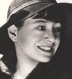 The one and only Dorothy Parker