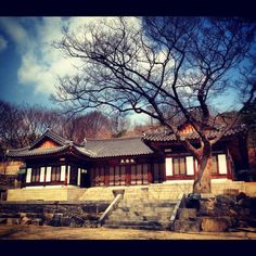 Temple Complex - Seoul