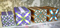 How to make  Kaleidoscope canes