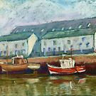 Fishing Boats in Brittany