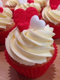 Valentines Cupcakes :)