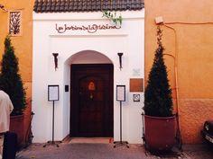 The stunning Jardin De La Medina in Marrakesh