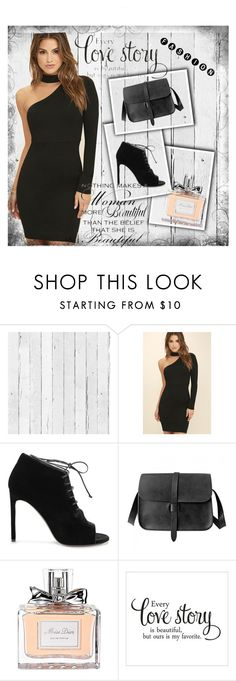 """Fashion #9"" by priluskiclejlaa ❤ liked on Polyvore featuring NLXL, LULUS, Yves Saint Laurent and Christian Dior"