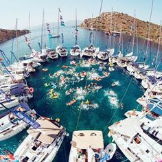 Pick the week and book a yacht or cabin. Sail and follow the sun to Croatia, Greece, Italy or Turkey. Escape winter to BVI or Thailand. Let's do this thing.