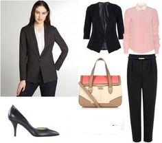 Look para entrevista de emprego - Site de Beleza e Moda
