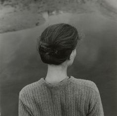 """Emmet Gowin. Edith, Chincoteague, Virginia. 1967. Gelatin silver print. 5 3/4 x 5 3/4"""" (14.6 x 14.6 cm). Anonymous Fund. 138.1972. © 2016 Emmet Gowin. Photography"""