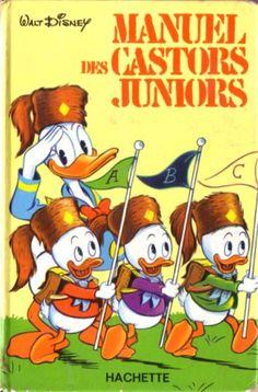 Manuel des Castors Juniors   Hachette et Édimonde   since 1970