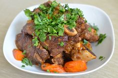 ... Cooker Porcini And Tomato Beef Short Ribs Recipes — Dishmaps