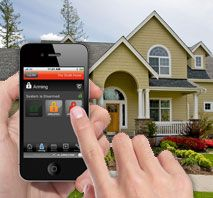Home security solutions for your home - interesting integration and home automation