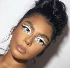 ,Make-up Related posts:✨Silver Glitter✨ - Makeup- MakeupFabulous eye makeup ideas make your eyes pop - MakeupBeste Makeup-Tipps für. Makeup Clown, Glam Makeup, Costume Makeup, Circus Makeup, Makeup Art, Cheer Makeup, Barbie Makeup, Gothic Makeup, Nude Makeup