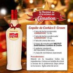 Cookies And Cream Coquito
