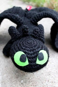 Toothless | Craftsy