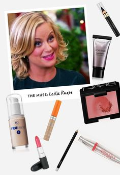 Mimic the Muse: Leslie Knope | The Daily Mark...as I pin this, Parks and Rec is NOT over