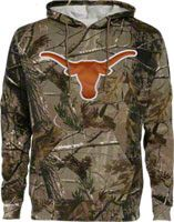 I want this!! ❤ ❤ Christmas Present!!     ( hint hint :P )    ~yuvi <3           Texas Longhorns Realtree Outfitters Camouflage Hooded Sweatshirt!! (;