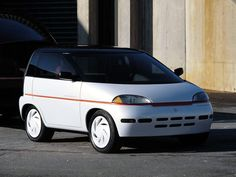 Plymouth Voyager III Concept (1989)