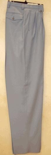 Get Discounts on ID Long length rise big leg slacks Silver Gray wide leg dress pants Pleated creased baggy dress trousers Dress Trousers, Mens Dress Pants, Men's Pants, Baggy Dresses, Cheap Suits, Big Legs, Suits For Sale, Well Dressed Men, Suit Fashion