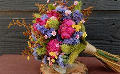 43 романтичных букета невесты