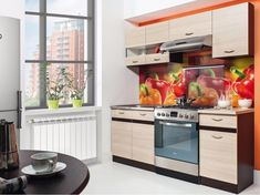 Konyhabútor ABB1 - Konyhabútorok   Butor1.hu Kitchen Sets, Kitchen Design, Kitchen Cabinets, Furniture, Palette, Design Ideas, Home Decor, News, Beautiful