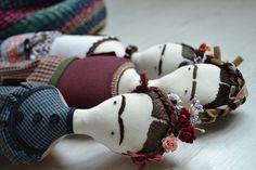 Frida doll by Vinny dolls: the doll that looks like Frida Kahlo