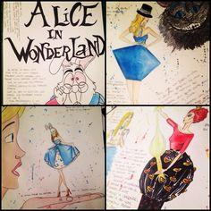 Alice in wonderland - Felisia