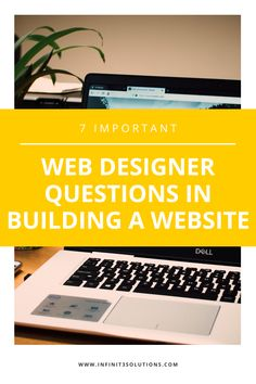 Web Designer Questions to ask your clients in building a website. Web Design Tips, Building A Website, Marketing, This Or That Questions