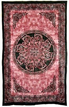 """Tapestry /""""Mystical Dragon/"""" 72 x 108 FREE SHIPPING"""