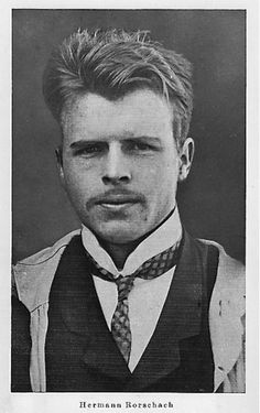 Herman Rorschach: Inventor of arguably the most infamous projective test in clinical psychology; tragically died young; total babe. Brad Pitt in a former life?