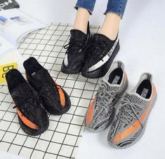 9804f5725b44c 5.97AUD - Sports Mens Yeezy1 350 Boost Trainers Fitness Gym Sports Running  Shock Shoes