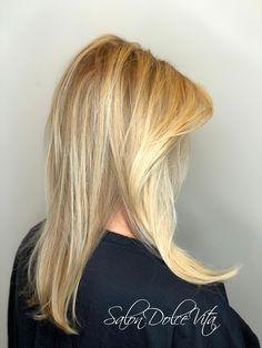 Blonde blowout