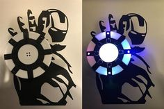 Rave like Iron Man with the 3D printed Arc Reactor Orbit