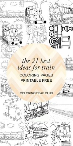The 21 Best Ideas for Train Coloring Pages Printable Free . Coloring pages and printables for kids of all agesThe Hellokids printables is not only enjoyable yet has several benefits … Train Coloring Pages, Free Printable Coloring Pages, Coloring Book Pages, Coloring Pages For Kids, Coloring Sheets, Free Printables, Thomas The Train, Line Art, Good Things