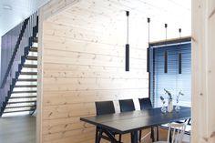 saunan suunnitelmat | Talo Markki Sauna, My House, Conference Room, Table, Furniture, Home Decor, Minimalist, Decoration Home, Room Decor