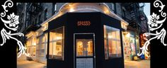 Spasso Italian Restaurant, West Village, New York City ~ 212.858.3838