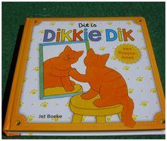 Dit is Dikkie Dik Jet Boeke ondeugendste kater Nederland flapjesboek omslag…