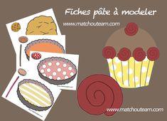 Ma Tchou team: Activités pâte à modeler. Plasticine, Clay, Explorer, Galette, Games, School, Nutrition Month, Modeling Paste, Clays