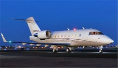Challenger 604, One Owner Since New, Part 135 Operated, APU on MSP #bizav #aircraftforsale