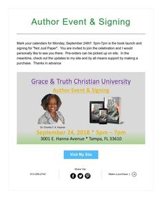 Author Event & Signing Message In A Bottle, Book Launch, You Are Invited, Thankful, Author, Invitations, Messages, Signs, Books