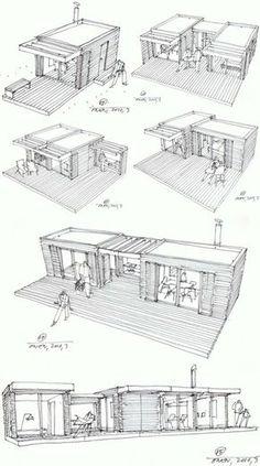 One+ Modular House www.54-11.com GLOBAL@Argentina.com Venta de #containers #maritimos, venta de #contenedores #refrigerados y de #carga seca. Servicios de Comercio Exterior