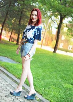 #stylepanel How to wear denim shorts this summer!
